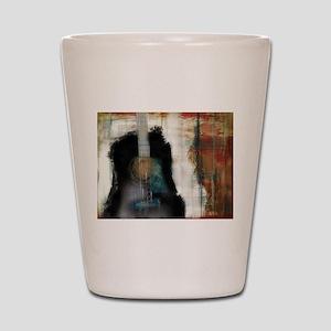 Strum Love Shot Glass