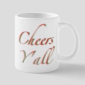 Cheers Y'all Mug