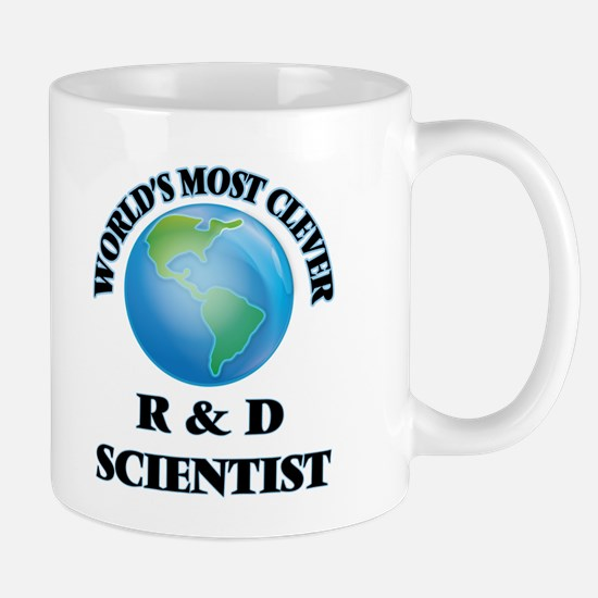 World's Most Clever R & D Scientist Mugs