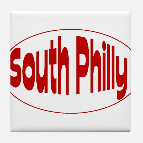 South Philly Tile Coaster