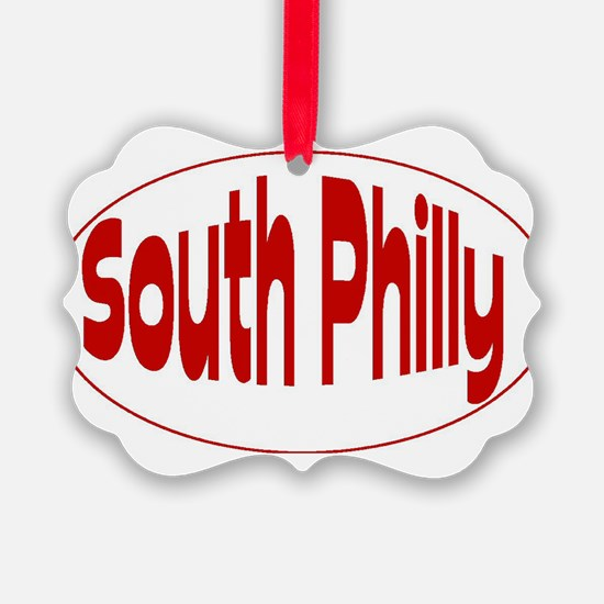 South Philly Ornament