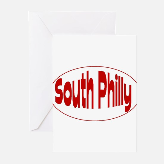 South Philly Greeting Cards