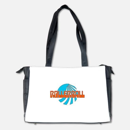Rollerball Diaper Bag