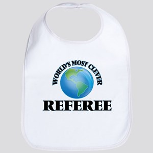 World's Most Clever Referee Bib