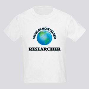World's Most Clever Researcher T-Shirt