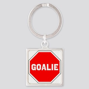 GOALIE (STOP SIGN) Keychains