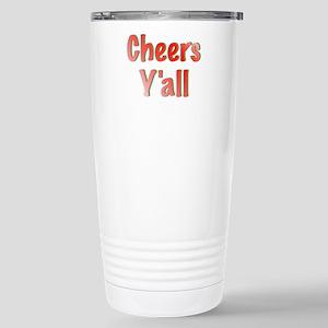 Cheers Y'all Travel Mug