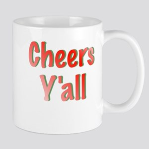 Cheers Y'all Mugs