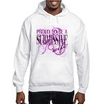 Proudly Submissive Hoodie Hooded Sweatshirt