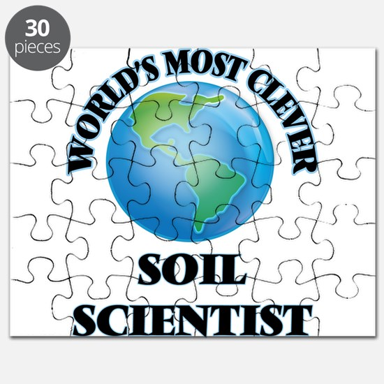 World's Most Clever Soil Scientist Puzzle