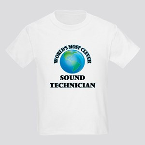 World's Most Clever Sound Technician T-Shirt
