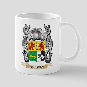 Sullivan Coat of Arms - Family Crest Mugs