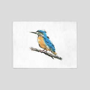 Kingfisher 5'x7'Area Rug