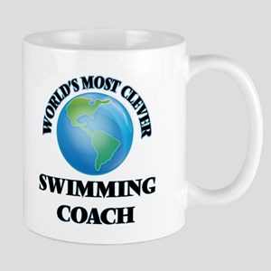 World's Most Clever Swimming Coach Mugs