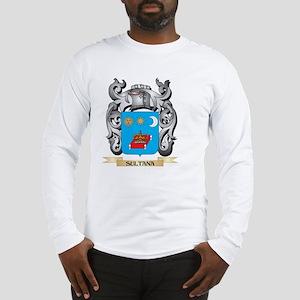 Sultana Coat of Arms - Family Long Sleeve T-Shirt
