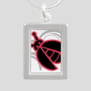 OYOOS Lady Bug design Necklaces