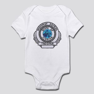 Florida Highway Patrol Infant Bodysuit