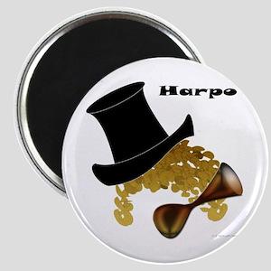 """Harpo 2.25"""" Magnet (10 pack)"""