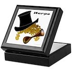 Harpo Keepsake Box