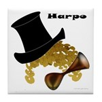 Harpo Tile Coaster
