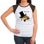 Harpo Women's Cap Sleeve T-Shirt