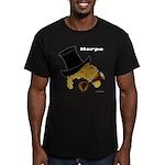 Harpo Men's Fitted T-Shirt (dark)