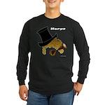 Harpo Long Sleeve Dark T-Shirt