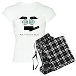 Groucho Women's Light Pajamas