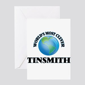 World's Most Clever Tinsmith Greeting Cards