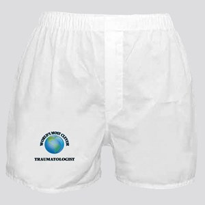 World's Most Clever Traumatologist Boxer Shorts