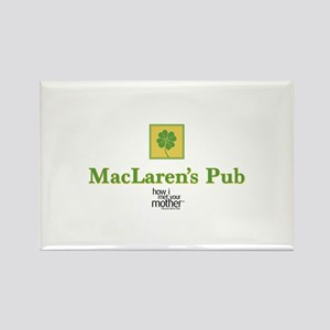 HIMYM Pub Rectangle Magnet