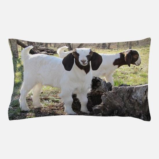 Funny Goat Pillow Case