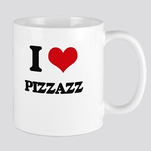 I Love Pizzazz Mugs