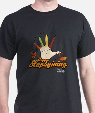 HIMYM Slapsgiving T-Shirt