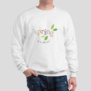 Spring In The Air Sweatshirt