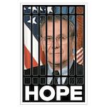 Hope Donald Rumsfeld 2014 Large Poster