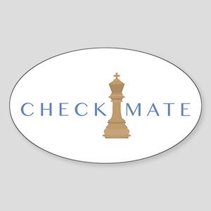 Checkmate Sticker
