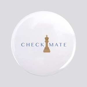 "Checkmate 3.5"" Button"