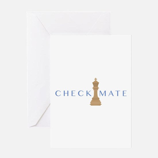 Checkmate Greeting Cards
