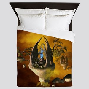 The forgotten world Queen Duvet