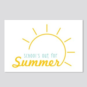 Schools Out Postcards (Package of 8)