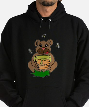 Bear And Honey Hoodie