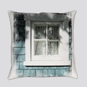 The window Everyday Pillow