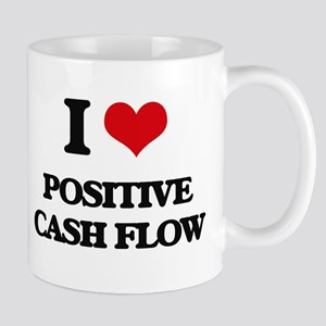 I love Positive Cash Flow Mugs