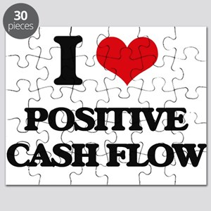 I love Positive Cash Flow Puzzle