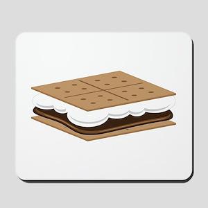 SMore Cracker Mousepad