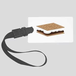 SMore Cracker Luggage Tag