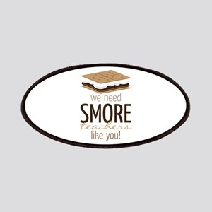 SMore Teachers Patches