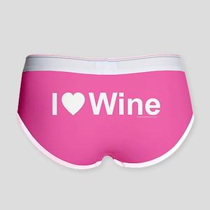 Wine Women's Boy Brief