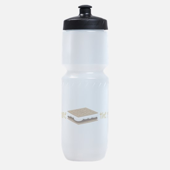 SMore Merrier Sports Bottle